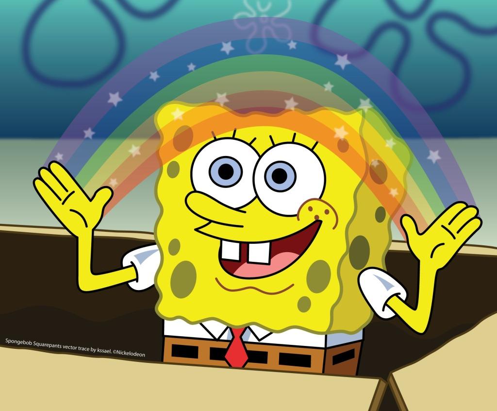 spongebob-imagination